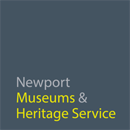 Museum and heritage service logo