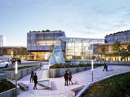 Planning go-ahead for Wales International Convention Centre