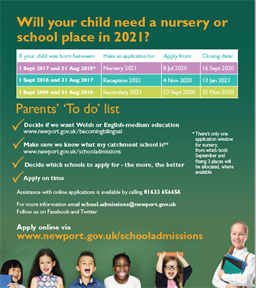 School place poster 2021_June 2020