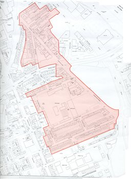 Lower Dock Street conservation area map