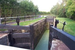 Mnmouthsire and Brecon Canal Lock 8_ conservation area