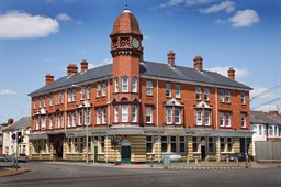Waterloo Hotel conservation area