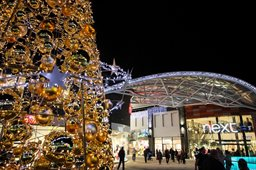 Christmas - Friars Walk - Shoppers