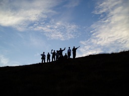 Image of Hill Walking Group