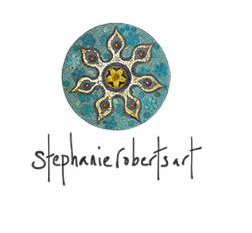 Stephanie Roberts Art logo_WW1 mosaic_August2018