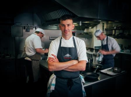 Hywel Jones Chef bio